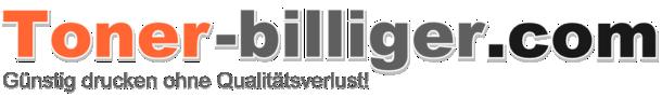 Toner billiger Logo